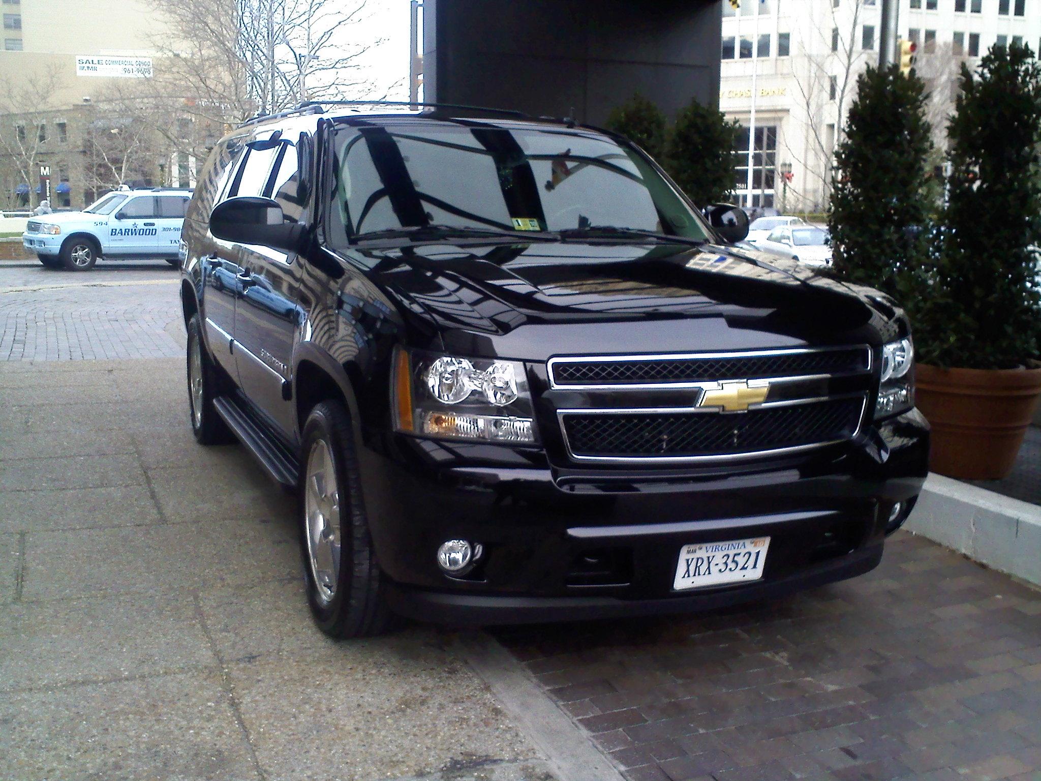 Luxury SUVs | Awards Limousine Service, Inc. - Greater ...
