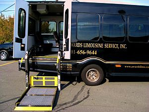 Wheelchair Bus